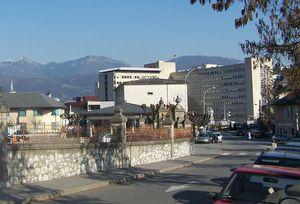 CHU Chambéry