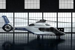 Airbus Helicopters dévoile le successeur du Dauphin