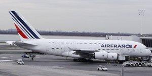 A380 Air France à JFK