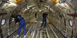 AErostructures, fuselage, Airbus, assemblage, aEronautique, sous-traitants, aErien, avion,
