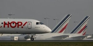 Air france mise sur hop  sur le reseau court-courrier