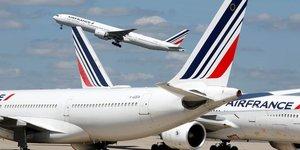 Air france s'est engagee a reduire de 50% ses emissions de co2, annonce borne