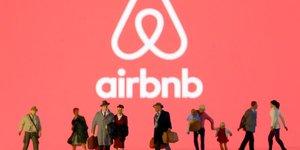 Airbnb a depose un dossier a la sec en vue d'une entree en bourse