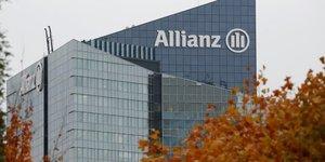 Allianz offre 122 euros par action pour le solde d'euler hermes