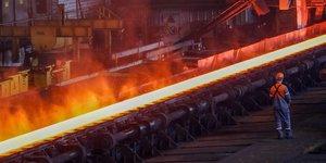Arcelormittal a suivre aux bourses europeennes