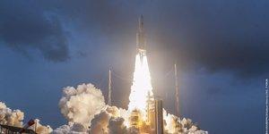 Ariane 5 Arianespace VA246