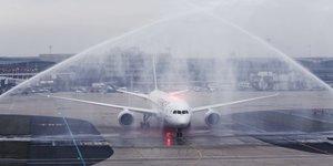 B787 Air France