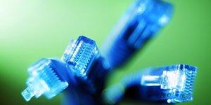 Cable éthernet / fibre optique / télécoms