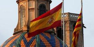 Catalogne sous tutelle