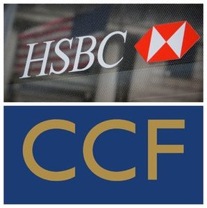 CCF HSBC montage