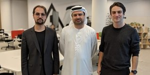 Charles Plenet de Badts, Marwan Al Zarouni, Thomas Jaulin