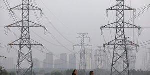 Chine: & 34 la ceinture de la rouille& 34  craint de nouvelles penuries d& 39 electricite