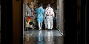 Coronavirus: la pression hospitaliere va grimper en france, dit veran