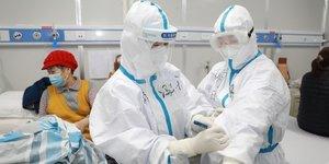 Coronavirus: la province chinoise du hubei fait etat de 93 nouveaux deces