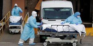 Coronavirus: plus d'un million de cas dans le monde