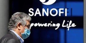 Coronavirus: sanofi prevoit des essais a grande echelle pour son vaccin potentiel