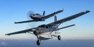 Daher, avion utilitaire, Kodiak, monoturbopropulseur, TBM, Tarbes, Sandpoint
