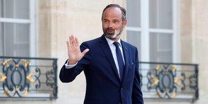 """Edouard philippe de retour au havre """"peut-etre beaucoup plus tot"""" que mai 2022"""