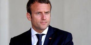 Emmanuel Macron, Elysée,