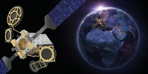 Eutelsat 10B Thales Alenia Space