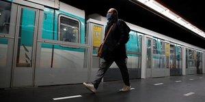 Fin de l'attestation dans les transports franciliens