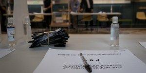France: raz-de-maree vert aux municipales, philippe elu au havre