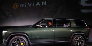 Grande-bretagne vehicule electrique: rivian discute avec des ministres d& 39 une usine, selon sky news