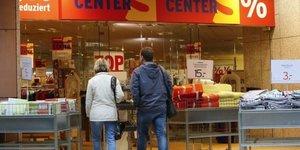 Inflation negative en allemagne en fevrier