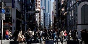 Japon: la croissance des services moins vigoureuse en juillet