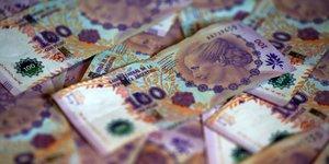 L'argentine a fait defaut sur $503 mlns de dollars de dette, annonce moody's