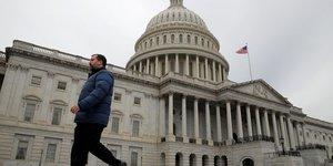 La chambre des representants vote contre l'urgence nationale de trump