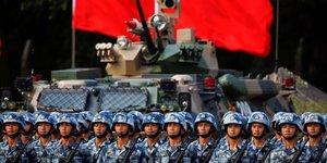 La chine renforce ses defenses a la frontiere nord-coreenne