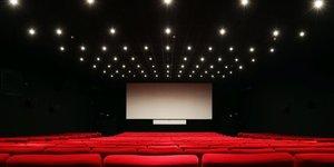La France est en tête du classement européen dans le marché du cinéma.