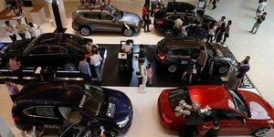 La vda releve sa prevision pour le marche automobile allemand