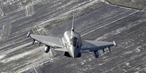 Le koweit pourrait acheter 28 eurofighter