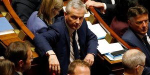 Le Maire, Bruno, assemblée nationale,