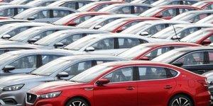 Le marche automobile chinois baissera de 2% en 2020