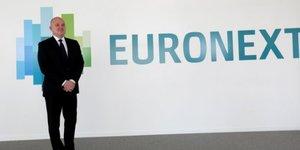 Le patron d'euronext voit une acceleration des ipo au 2e semestre