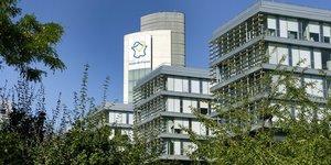 Le siège du conseil régional des Hauts-de-France à Lille