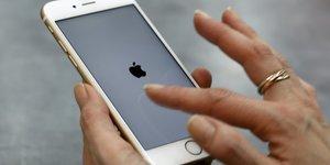 Le sort de l'action apple lie a l'iphone 7