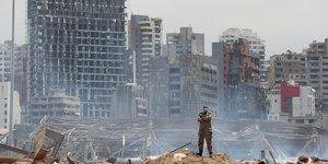 Liban: 16 interpellations dans l& 39 enquete sur l& 39 explosion de beyrouth