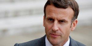 Macron annonce le maintien de la chaine publique france 4