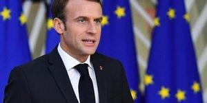 Macron devoile sa ppe: fin d'un feuilleton, debut d'une ere