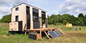Maison, tiny house, Low-tech Lab, low-tech