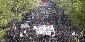 Manifestation Loi travail grève