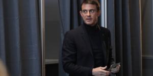 Manuel Valls, 20170129, vote, second tour primaire de la gauche, evry, ex-Premier ministre,