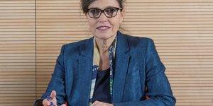 Marianne Leblanc Laugier, présidente, Autorité de supervision indépendante des redevances aéroportuaires (ASI), aérien, avion,