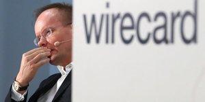Markus Braun, CEO of Wirecard, L'ex-patron de wirecard arrete pour avoir gonfle le bilan de la societe