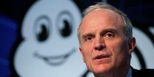Michelin: menegaux va recomposer le comite executif a sa main
