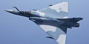 Mirage 2000-5 Taïwan Dassault Aviation Thales Safran